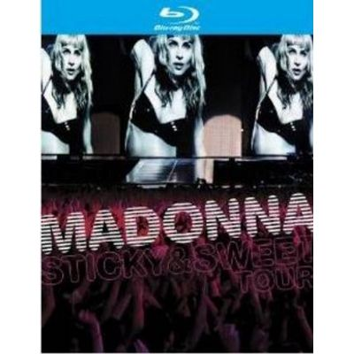 Madonna: Sticky & Sweet Tour - Blu-ray