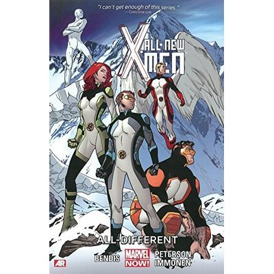 All-New X-Men Volume 4 - All-Different (Marvel Now)*