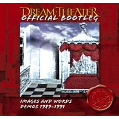 Dream Theater - Official Bootleg: Images And Words Demos 1989-1991 - 2 CDs