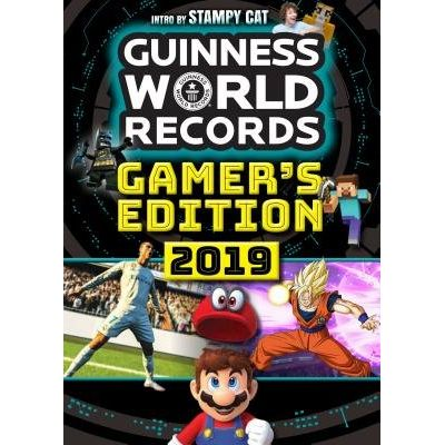 Guinness World Records - Gamer's Edition 2019 - Paperback