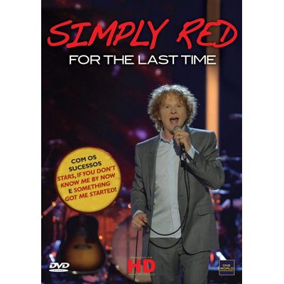 Simply Red - For The Last Time - DVD