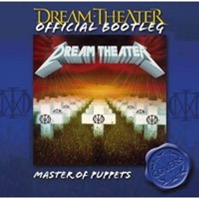 Dream Theater - Official Bootleg: Master of Puppets