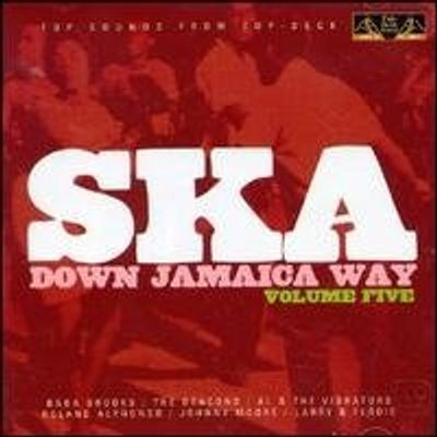 SKA DOWN JAMAICA WAY 5 / VARIOUS (ENG)
