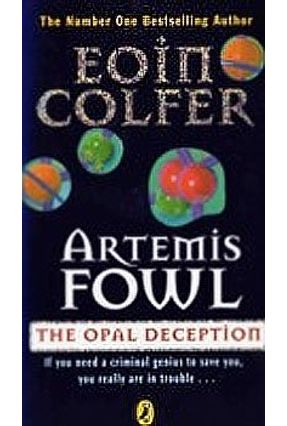 Artemis Fowl - The Opal Deception