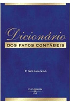 Usado - Dicionário dos Fatos Contábeis