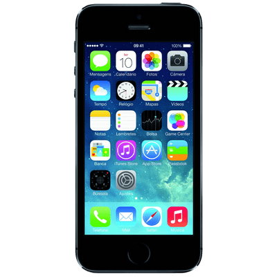 Reembalado - iPhone 5S 32Gb Cinza Espacial Apple