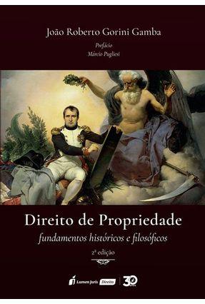 Direito De Propriedade - Gamba,João Roberto Gorini pdf epub