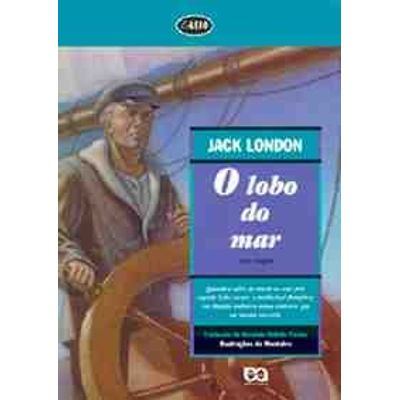 O Lobo do Mar - Serie Eu Leio