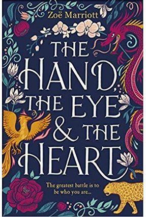 The Hand, The Eye And The Heart - Marriott,Zoe pdf epub