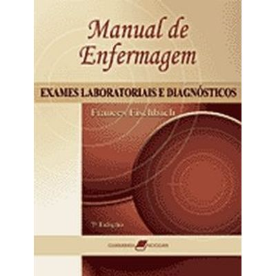 Manual de Enfermagem Exames Laboratoriais e Diagnósticos