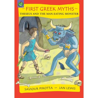 First Greek Myths - Theseus And The Minotaur