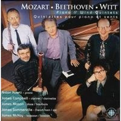 CLASSICAL ERA PIANO & WIND QUINTETS