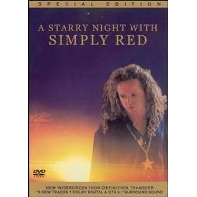 STARRY NIGHT WITH SIMPLY RED / (WS DOL)
