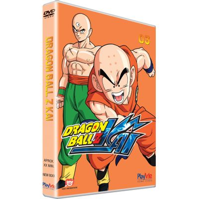 Dragon Ball Z Kai - Volume 3 - Dvd4