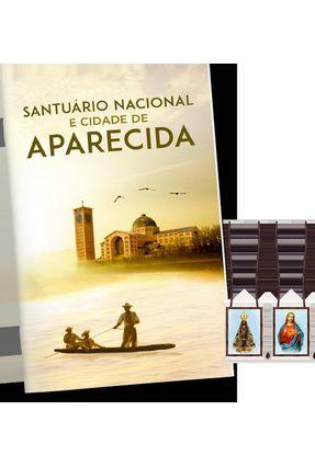 Santuário Nacional E Cidade De Aparecida - Escapulário - Santuário,Editora | Nisrs.org