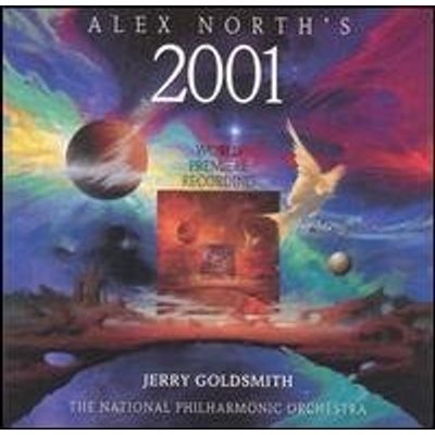 Alex North's 2001 / O.s.t.