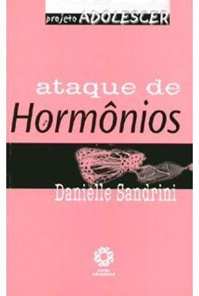 Ataque de Hormônios - Projeto Adolescer -  pdf epub
