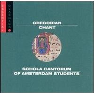 GREGORIAN CHANTS: ESSENTIAL CLASSICS