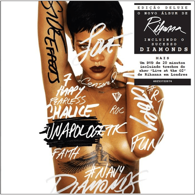 Unapologetic - CD + DVD - Deluxe Edition