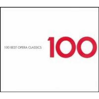 100 BEST OPERA CLASSICS / VARIOUS (BOX)