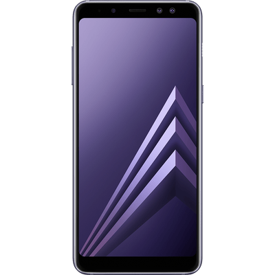 "Smartphone Samsung Galaxy A8 Ametista, Android Nougat 7.1, Tela 5.6"", Dual Câm Frontal 16Mp+8Mp, 64Gb"