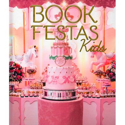 Book Festas Kids - Vol. 4