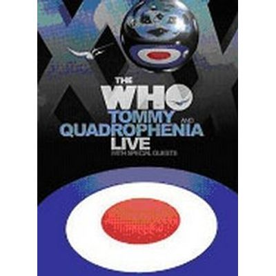 Tommy And Quadrophenia Live With Spec - 3 DVDs