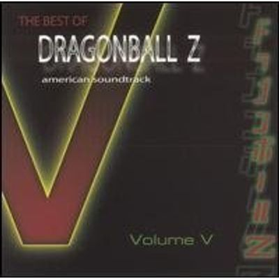DRAGON BALL Z: AMAERICAN SOUNDTRACKS 4 / O.S.T.