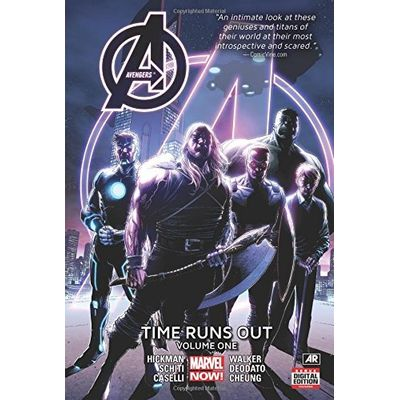 Avengers Times To Run Out Vol. 1