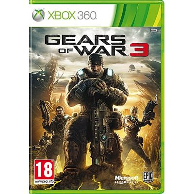 Gears Of War 3 - X360