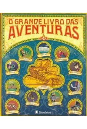 O Grande Livro Das Aventuras