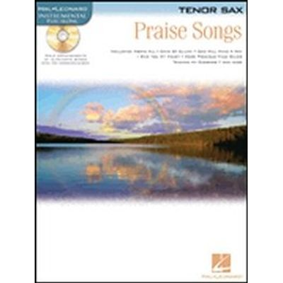 Praise Songs - Tenor Sax - Instrumental Play-along