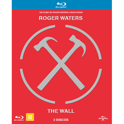 Roger Waters - The Wall Live - Blu-Ray - 2 Discos