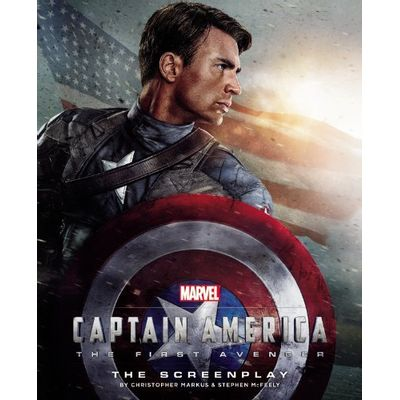 Captain America The First Avenger - The Screenplay