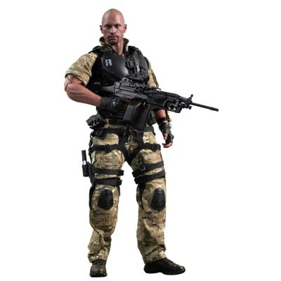 G.I. Joe Retaliation Roadblock - 1/6 Figure