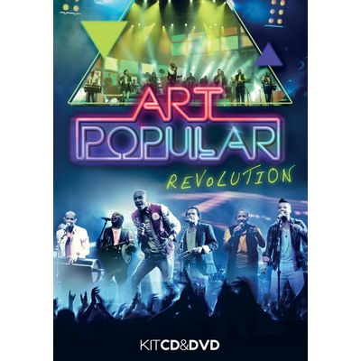 Art Popular - Revolution - DVD + CD