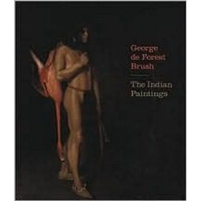 George de Forest Brush - The Indians Paintings