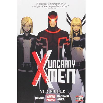 Uncanny X-Men Vol.4 - Vs. S.H.I.E.L.D.