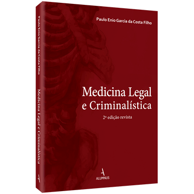 Medicina Legal E Criminalística - 2ª Ed. 2015