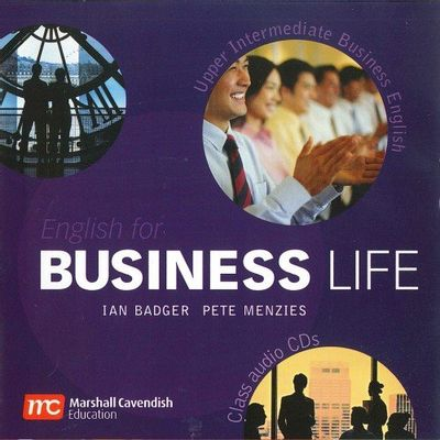 English For Business Life - Upper-intermediate - Audio CD