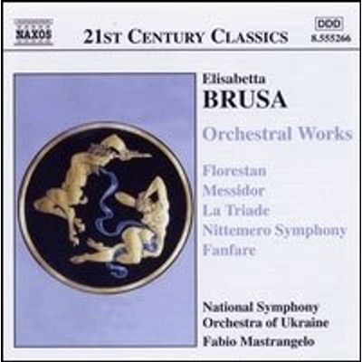 Orchestral Works - Vol. 1