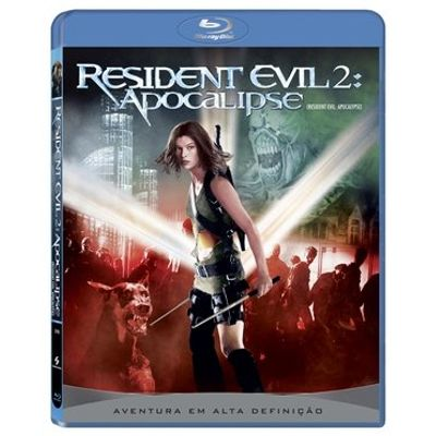 Resident Evil 2: Apocalipse - Blu-Ray