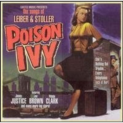 POISON IVY: SONGS OF LIEBER & STOLLER / VARIOUS