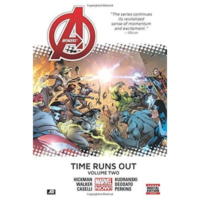 Avengers Times To Run Out Vol. 2