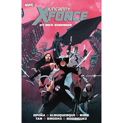 Uncanny X-Force Vol.1 - The Complete Collection