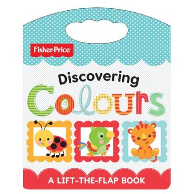 Fisher-Price Discovering Colours