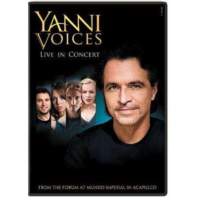 Yanni Voices - Live In Concert - Dvd