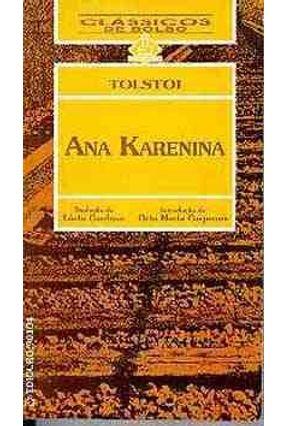 Ana Karenina- Col.classicos de Bolso - Tolstoi,Leon pdf epub