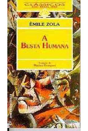 A Besta Humana - Col Classicos de Bolso - Zola,Emile | Hoshan.org