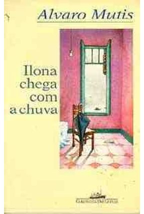 Ilona Chega com a Chuva